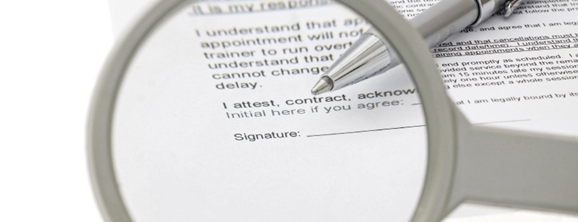 The Fine Print On Waivers Of Subrogation