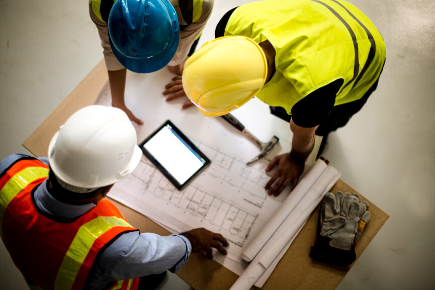 Contractors meeting: learn Insurance 101 for Construction Contractors